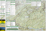 Great Smoky Mountains National Park, Map 229 by National Geographic Maps - Front of map
