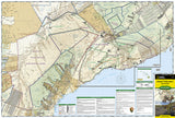 Hawaii Volcanoes National Park. Map 230 by National Geographic Maps - Front of map