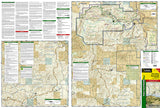 Theodore Roosevelt National Park, Maah Daah Hey Trail, Map 259 by National Geographic Maps - Front of map