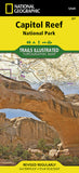 Buy map Capitol Reef National Park, Map 267 by National Geographic Maps