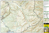 Yellowstone Northeast, Tower and Canyon by National Geographic Maps - Front of map