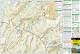 Yosemite NE, Tuolumne Meadows and Hoover Wilderness, Map 308 by National Geographic Maps - Front of map