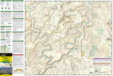 Canyonlands National Park, Island in the Sky District, Map 310 by National Geographic Maps - Front of map