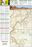 Canyonlands National Park, Needles District, Map 311 by National Geographic Maps - Front of map