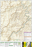 Canyonlands National Park, Maze District, Map 312 by National Geographic Maps - Front of map