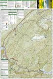 Cades Cove, Great Smoky Mountains National Park, Map 316 by National Geographic Maps - Front of map