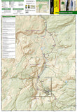 Old Faithful Day Hikes, Map 319 by National Geographic Maps - Front of map