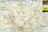 Moab, North, Map 500 by National Geographic Maps - Front of map