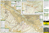 Grand Junction and Fruita, Map 502 by National Geographic Maps - Front of map
