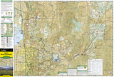 Ogden Monte Cristo Range by National Geographic Maps - Front of map
