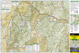 Uinta National Forest, Timpanogos and Lone Peak, Map 701 by National Geographic Maps - Front of map