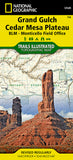 Buy map Grand Gulch, Utah by National Geographic Maps