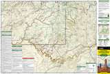 Grand Gulch, Utah by National Geographic Maps - Front of map