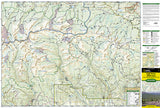 High Uintas by National Geographic Maps - Front of map