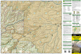 Absaroka-Beartooth Wilderness, East, Map 722 by National Geographic Maps - Front of map