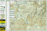 Lake Placid and High Peaks, Adirondack Park, Map 742 by National Geographic Maps - Front of map
