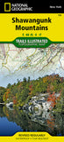 Buy map Shawangunk Mountains, TI 750 by