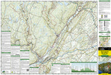 Shawangunk Mountains, TI 750 by  - Front of map