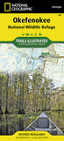 Buy map Okefenokee National Wildlife Refuge, Map 795 by National Geographic Maps