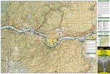Columbia River Gorge National Scenic Area, Map 821 by National Geographic Maps - Front of map
