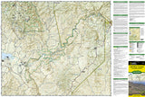 Salt River Canyon and Tonto National Forest, Map 853 by National Geographic Maps - Front of map