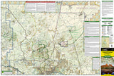 Flagstaff, Sedona, Coconino and Kaibab National Forests, Map 856 by National Geographic Maps - Front of map