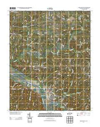 Ashland City Tennessee Historical topographic map, 1:24000 scale, 7.5 X 7.5 Minute, Year 2013
