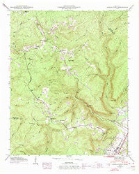 Savage Point Tennessee Historical topographic map, 1:24000 scale, 7.5 X 7.5 Minute, Year 1946