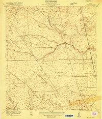 Aldine Texas Historical topographic map, 1:24000 scale, 7.5 X 7.5 Minute, Year 1916