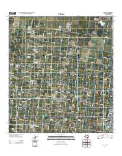 Alton Texas Historical topographic map, 1:24000 scale, 7.5 X 7.5 Minute, Year 2012