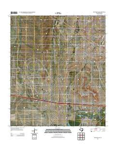 Belding NE Texas Historical topographic map, 1:24000 scale, 7.5 X 7.5 Minute, Year 2012