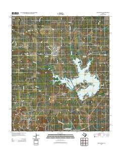 Blackwell Texas Historical topographic map, 1:24000 scale, 7.5 X 7.5 Minute, Year 2012