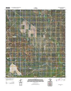 Brundage Texas Historical topographic map, 1:24000 scale, 7.5 X 7.5 Minute, Year 2013