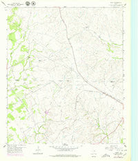 Chapin Texas Historical topographic map, 1:24000 scale, 7.5 X 7.5 Minute, Year 1958