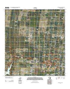Citrus City Texas Historical topographic map, 1:24000 scale, 7.5 X 7.5 Minute, Year 2012
