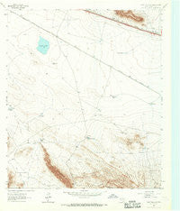 Grayton Lake Texas Historical topographic map, 1:24000 scale, 7.5 X 7.5 Minute, Year 1963