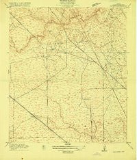 Satsuma Texas Historical topographic map, 1:24000 scale, 7.5 X 7.5 Minute, Year 1916