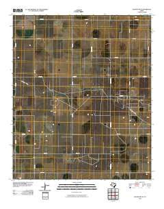 Seagraves SE Texas Historical topographic map, 1:24000 scale, 7.5 X 7.5 Minute, Year 2010