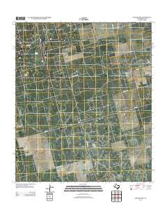 Slager Lake Texas Historical topographic map, 1:24000 scale, 7.5 X 7.5 Minute, Year 2012