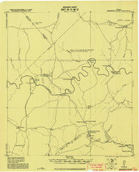 Smithsons Valley Texas Historical topographic map, 1:62500 scale, 15 X 15 Minute, Year 1920