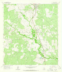 Tuleta Texas Historical topographic map, 1:24000 scale, 7.5 X 7.5 Minute, Year 1963