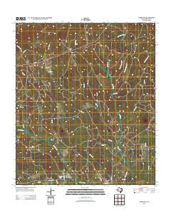 Wiergate Texas Historical topographic map, 1:24000 scale, 7.5 X 7.5 Minute, Year 2012