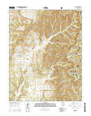 Alton Utah Current topographic map, 1:24000 scale, 7.5 X 7.5 Minute, Year 2014 from Utah Maps Store