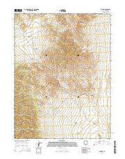 Clifton Utah Current topographic map, 1:24000 scale, 7.5 X 7.5 Minute, Year 2014 from Utah Maps Store