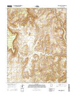 Deer Range Point Utah Current topographic map, 1:24000 scale, 7.5 X 7.5 Minute, Year 2014 from Utah Map Store