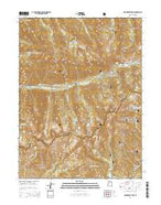Dromedary Peak Utah Current topographic map, 1:24000 scale, 7.5 X 7.5 Minute, Year 2014 from Utah Map Store