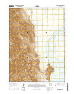 East Promontory Utah Current topographic map, 1:24000 scale, 7.5 X 7.5 Minute, Year 2014 from Utah Map Store
