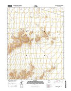 Fifteenmile Point Utah Current topographic map, 1:24000 scale, 7.5 X 7.5 Minute, Year 2014 from Utah Map Store