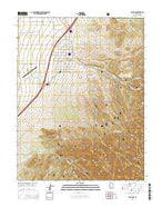 Fillmore Utah Current topographic map, 1:24000 scale, 7.5 X 7.5 Minute, Year 2014 from Utah Map Store