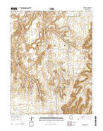 Head Spur Utah Current topographic map, 1:24000 scale, 7.5 X 7.5 Minute, Year 2014 from Utah Map Store